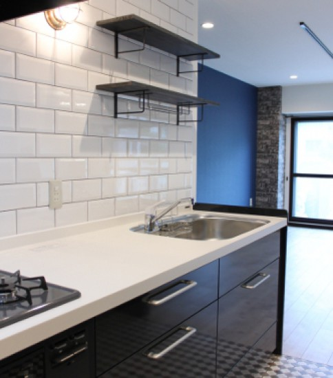 SUBWAY TILE & KITCHEN